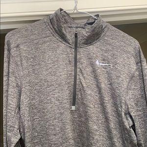 Men's Nike running pullover